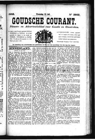 Goudsche Courant 1883-07-25