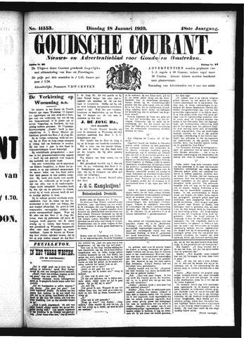 Goudsche Courant 1910-01-18