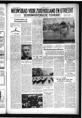 Schoonhovensche Courant 1953-04-29