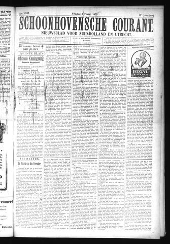 Schoonhovensche Courant 1925-03-06