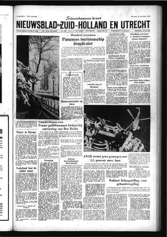 Schoonhovensche Courant 1965-11-15