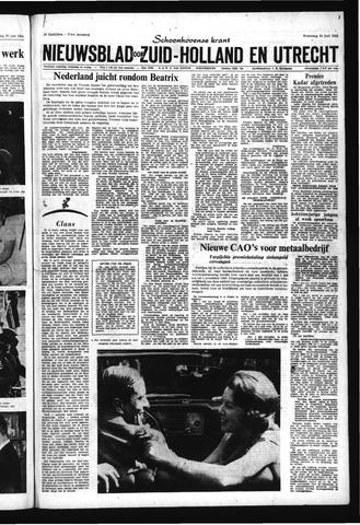 Schoonhovensche Courant 1965-06-30