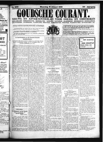 Goudsche Courant 1935-01-21