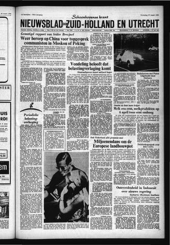 Schoonhovensche Courant 1966-03-30
