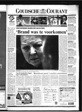 Goudsche Courant 2001-01-03