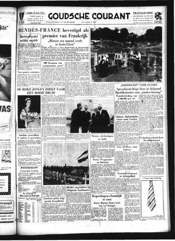 Goudsche Courant 1954-06-18