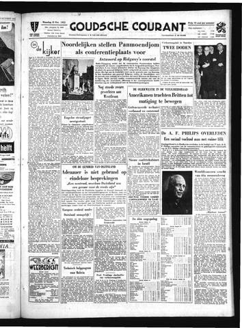 Goudsche Courant 1951-10-08
