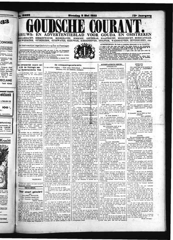 Goudsche Courant 1933-05-09