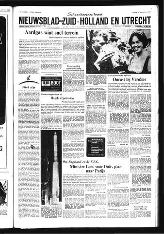 Schoonhovensche Courant 1968-09-20