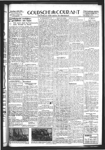 Goudsche Courant 1944-07-01