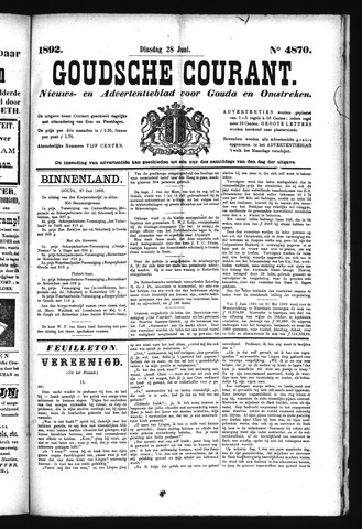 Goudsche Courant 1892-06-28