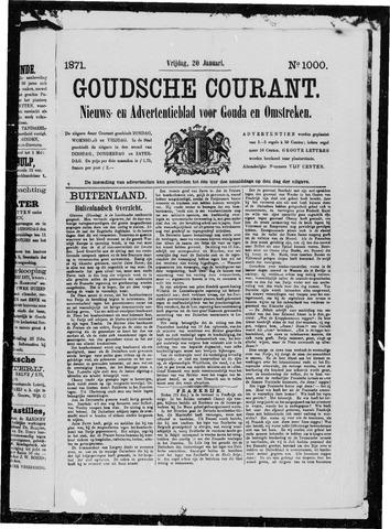 Goudsche Courant 1871-01-20