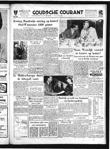 Goudsche Courant 1959-07-11