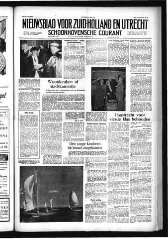 Schoonhovensche Courant 1956-05-26