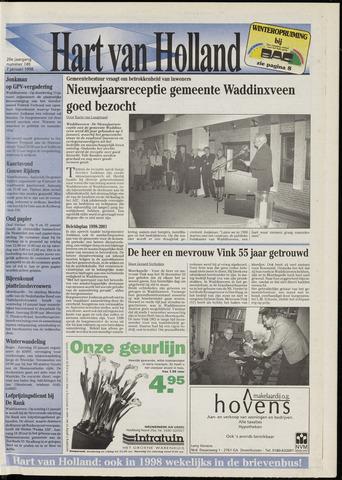 Hart van Holland 1998