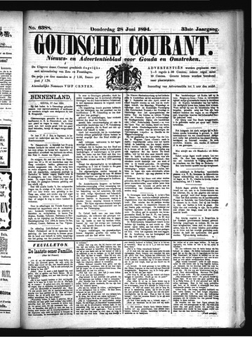 Goudsche Courant 1894-06-28