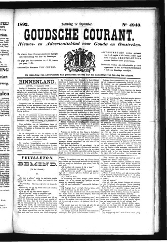 Goudsche Courant 1892-09-17