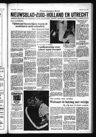 Schoonhovensche Courant 1968-05-13