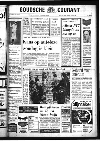 Goudsche Courant 1974-01-25