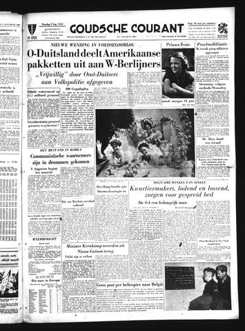 Goudsche Courant 1953-08-04