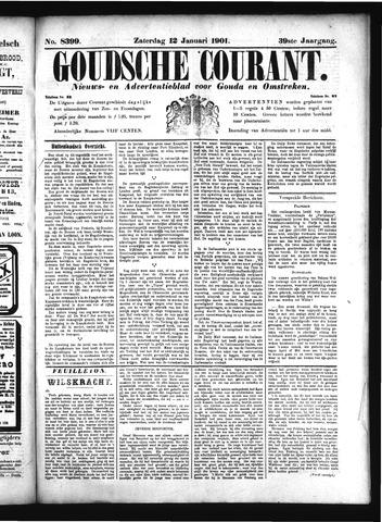 Goudsche Courant 1901-01-12