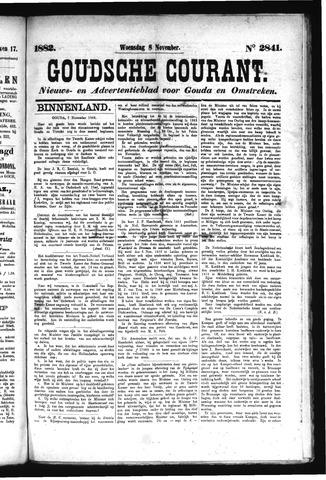Goudsche Courant 1882-11-08