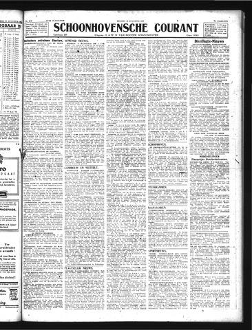 Schoonhovensche Courant 1943-08-24
