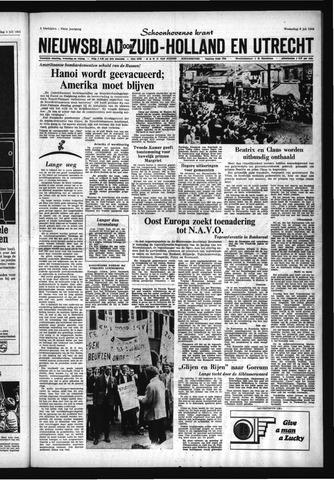 Schoonhovensche Courant 1966-07-06