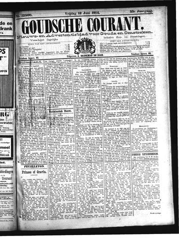Goudsche Courant 1914-06-12
