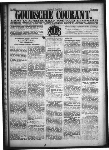 Goudsche Courant 1940-03-19