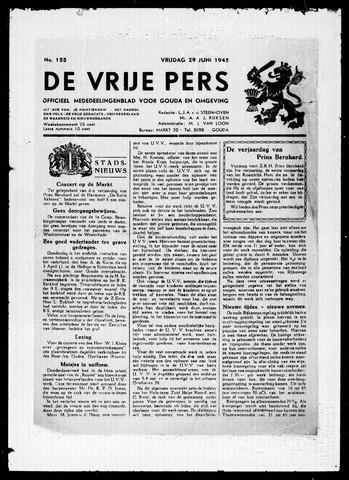 De Vrije Pers 1945-06-29