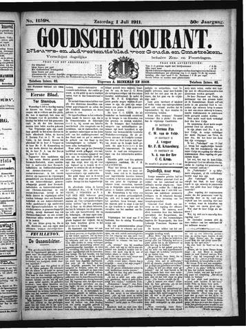 Goudsche Courant 1911-07-01