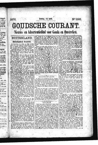Goudsche Courant 1872-04-14