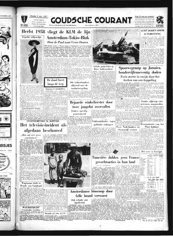 Goudsche Courant 1957-09-03