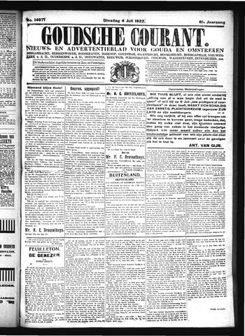 Goudsche Courant 1922-07-04