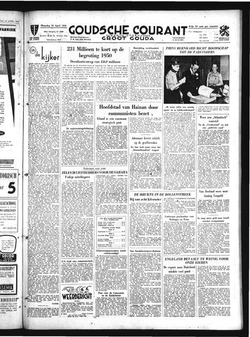 Goudsche Courant 1950-04-24