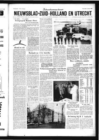 Schoonhovensche Courant 1959-01-07