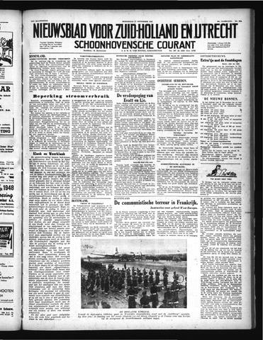 Schoonhovensche Courant 1948-11-17