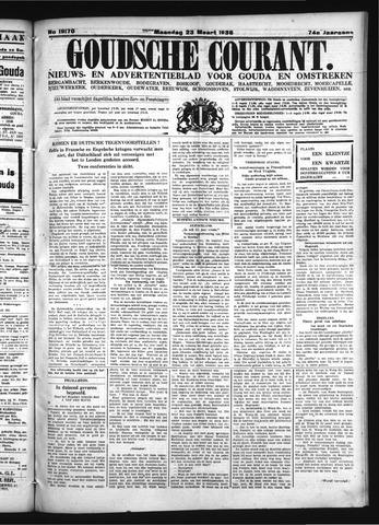 Goudsche Courant 1936-03-23
