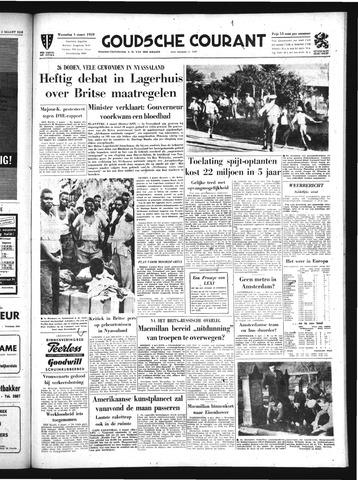 Goudsche Courant 1959-03-04