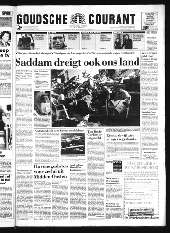 Goudsche Courant 1991-01-29