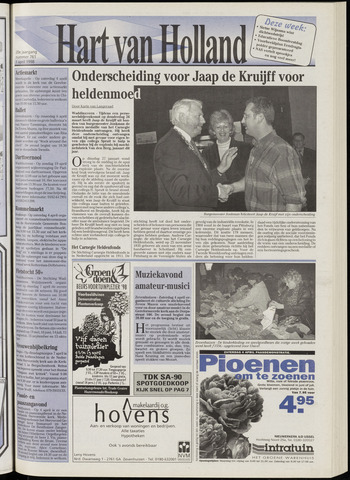 Hart van Holland 1998-04-01