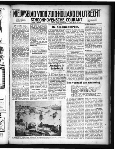 Schoonhovensche Courant 1948-11-05