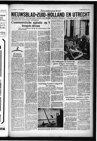 Schoonhovensche Courant 1965-08-20