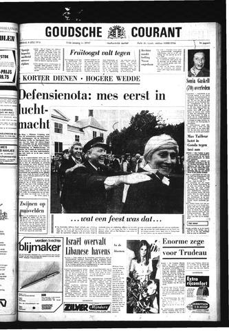 Goudsche Courant 1974-07-09