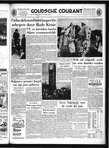 Goudsche Courant 1962-11-06