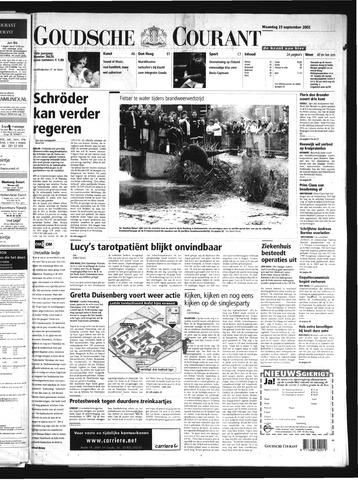 Goudsche Courant 2002-09-23