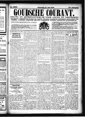 Goudsche Courant 1925-06-27