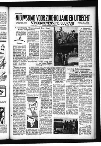 Schoonhovensche Courant 1956-07-31