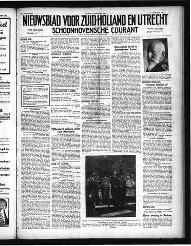 Schoonhovensche Courant 1948-09-13